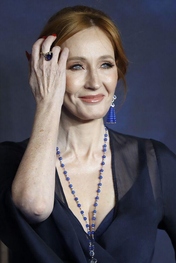 Britská spisovatelka Joanne Rowlingová. - Sputnik Česká republika