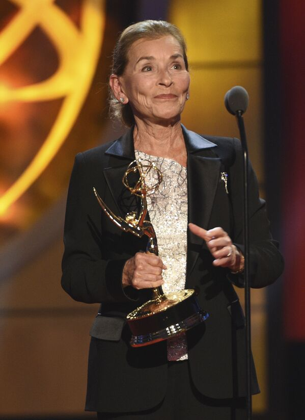 Judy Sheindlin - americká advokátka známá díky televiznímu pořadu Soudkyně Judy. - Sputnik Česká republika
