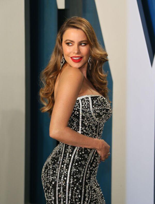 Kolumbijsko-americká herečka, komička, televizní moderátorka a modelka Sofia Vergara. - Sputnik Česká republika