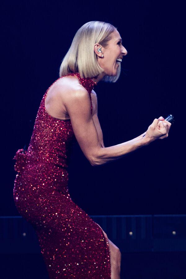 Kanadská zpěvačka Celine Dion. - Sputnik Česká republika
