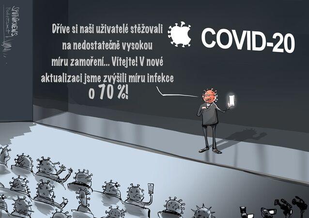Už jste aktualizovali svůj covid-19 do verze covid 2.0