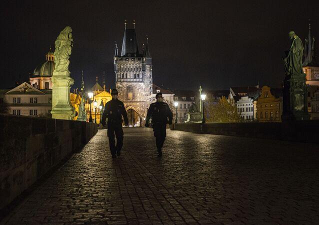Policie v Praze
