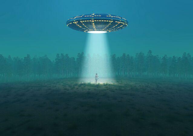 Mimozemská loď