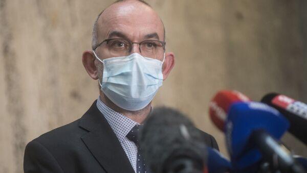 Ministr zdravotnictví Jan Blatný - Sputnik Česká republika
