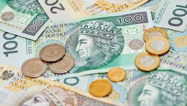 Polská národní měna - Sputnik Česká republika