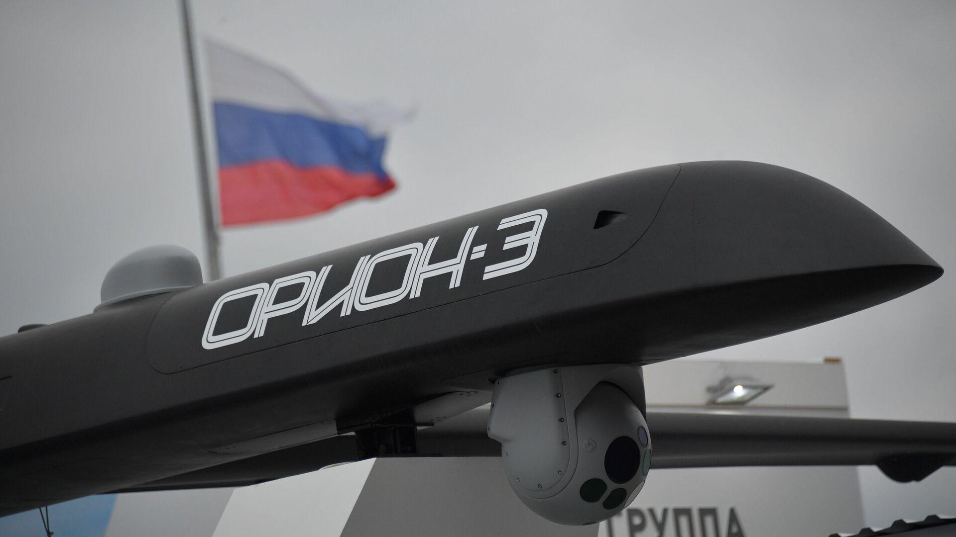 Ruský dron Orion - Sputnik Česká republika, 1920, 28.12.2020