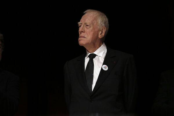 Švédský herec, známý zejména pro spolupráci s filmařem Ingmarem Bergmanem, Max von Sydow - Sputnik Česká republika