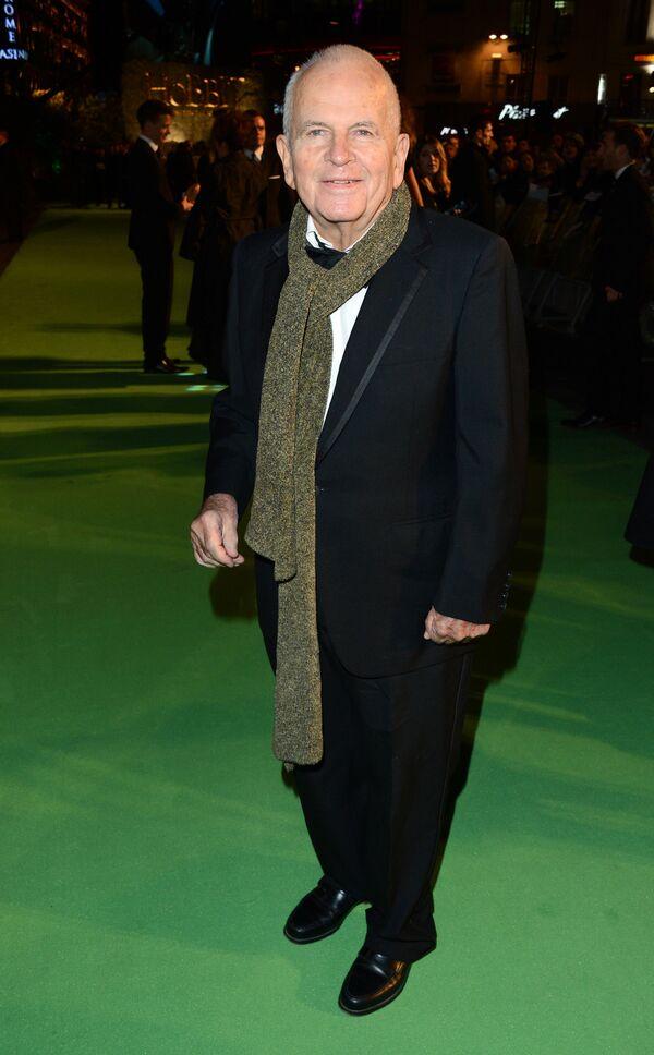 Britský herec Ian Holm - Sputnik Česká republika