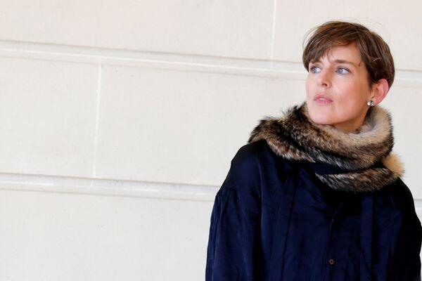 Britská modelka a módní návrhářka Stella Tennant. Náhle zemřela 22. prosince 2020 - Sputnik Česká republika