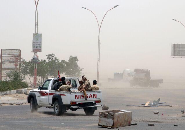 Situace v Adenu (ilustrační foto)