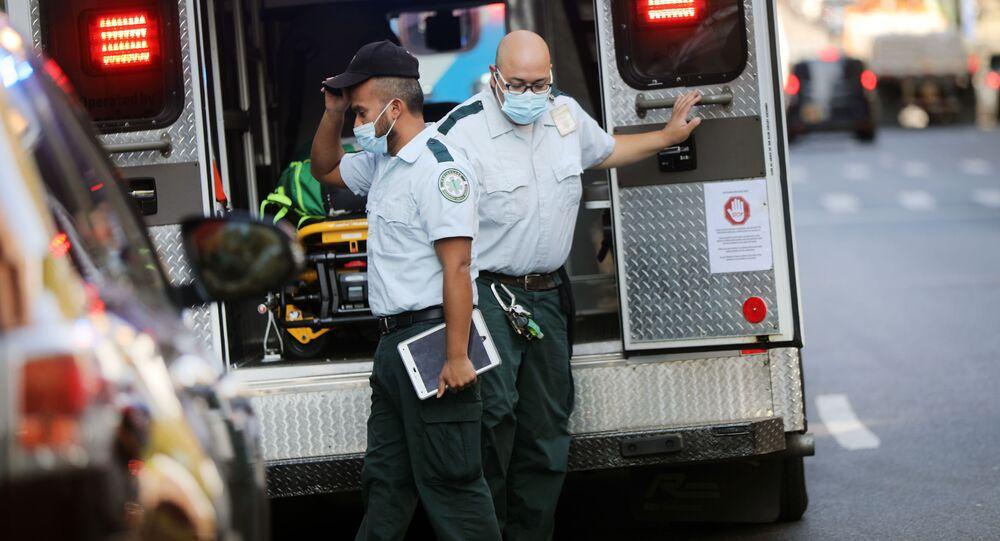 Ambulance v USA
