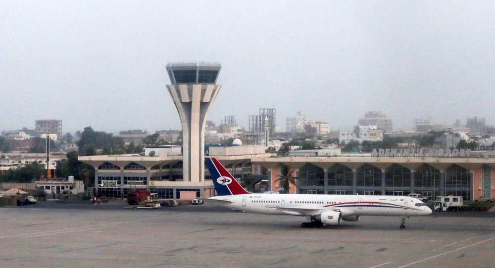 Adenské mezinárodní letiště