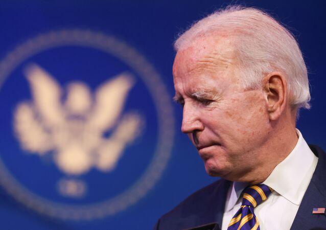 Zvolený americký prezident Joe Biden