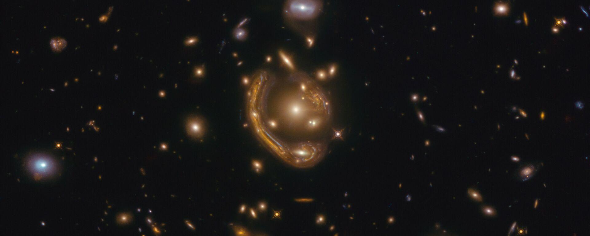 Галактика GAL-CLUS-022058s - Sputnik Česká republika, 1920, 10.05.2021