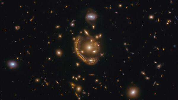 Галактика GAL-CLUS-022058s - Sputnik Česká republika