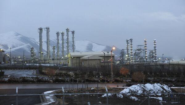 Íránský jaderný objekt - Sputnik Česká republika