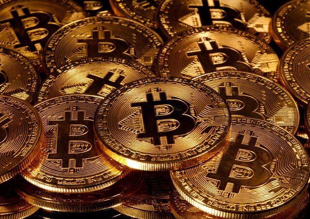 Virtuální měna Bitcoin