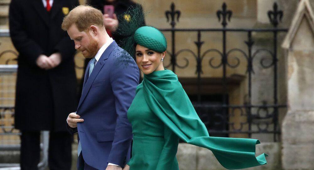 Princ Harry s manželkou Meghan Markle