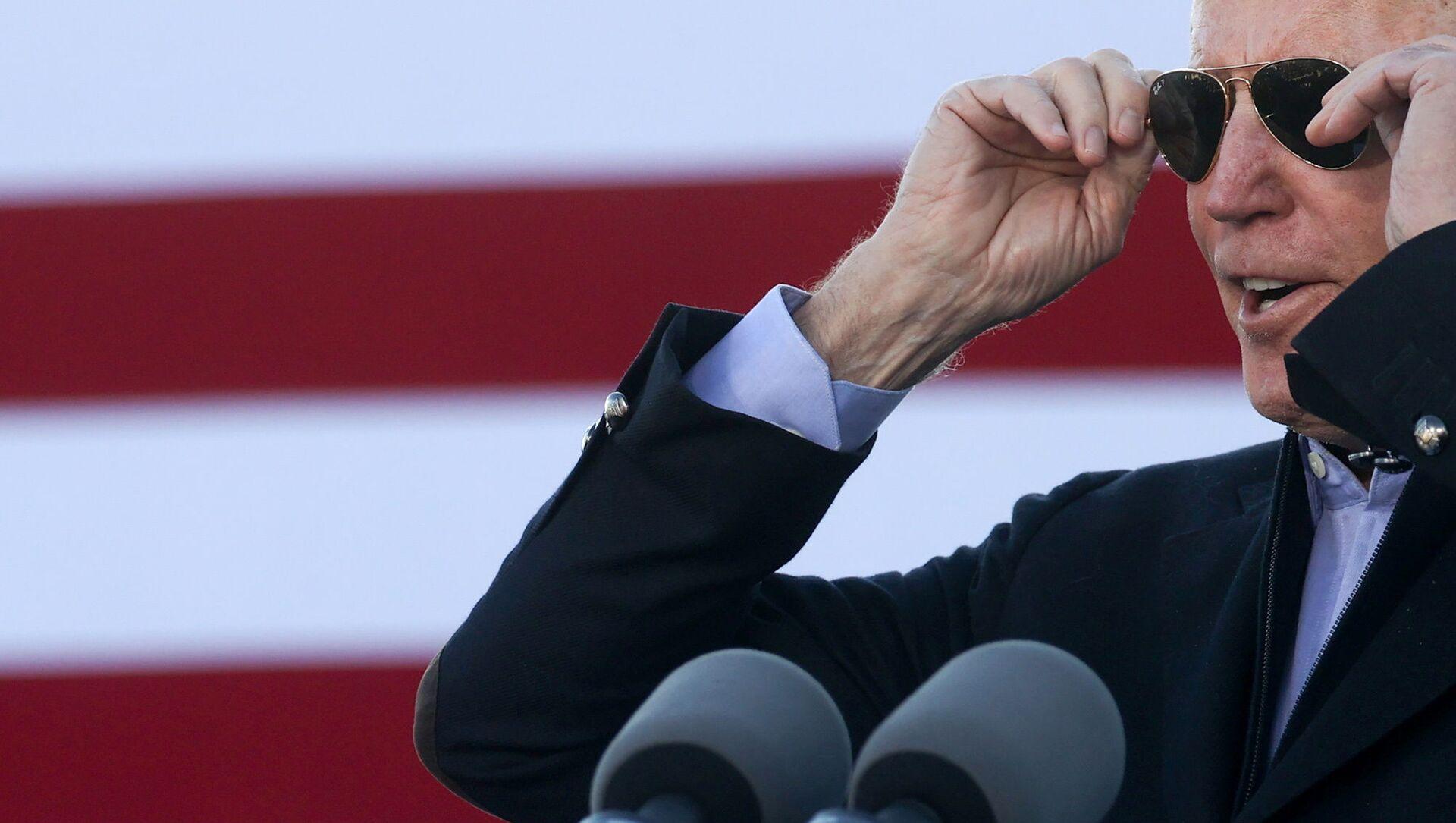 Joe Biden - Sputnik Česká republika, 1920, 11.01.2021