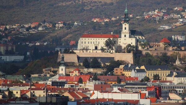 Slovenská Nitra. Ilustrační foto - Sputnik Česká republika