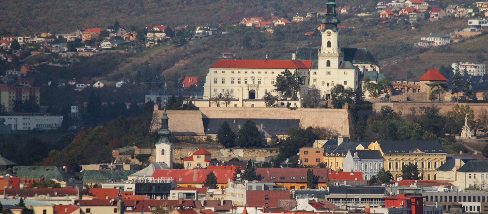 Slovenská Nitra. Ilustrační foto - Sputnik Česká republika, 1920, 11.02.2021