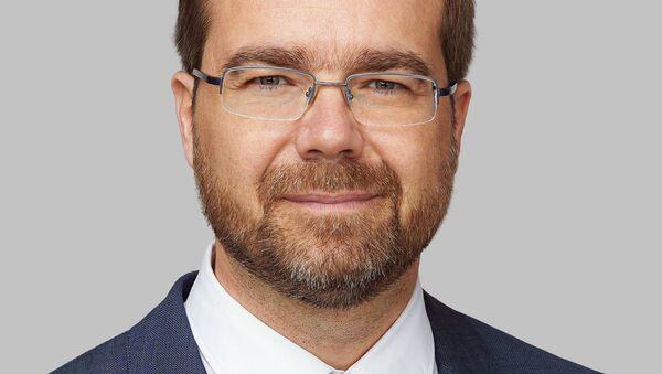 Marek Krajčí - Sputnik Česká republika