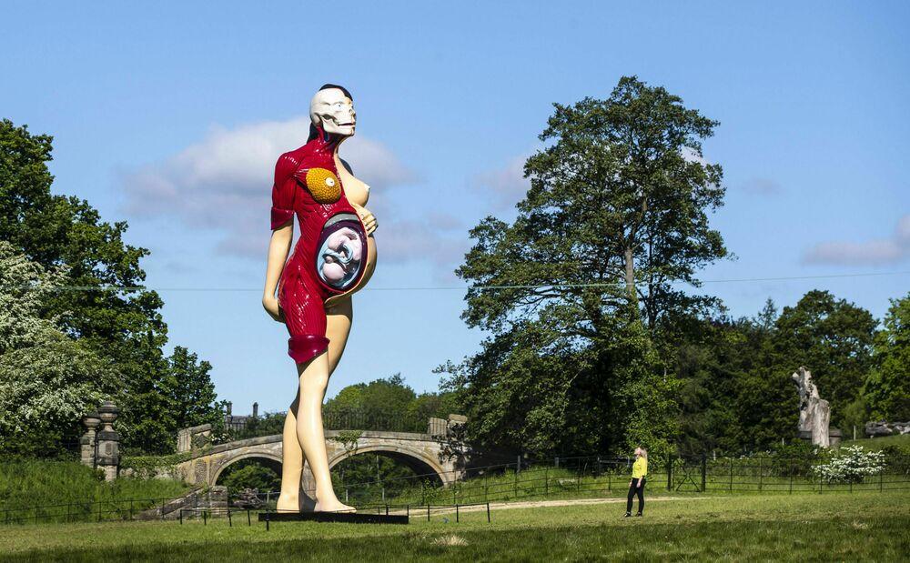 Nejen David Černý. 11 skandálních soch z celého světa, spory kolem nich neutichají. Pouze 18+