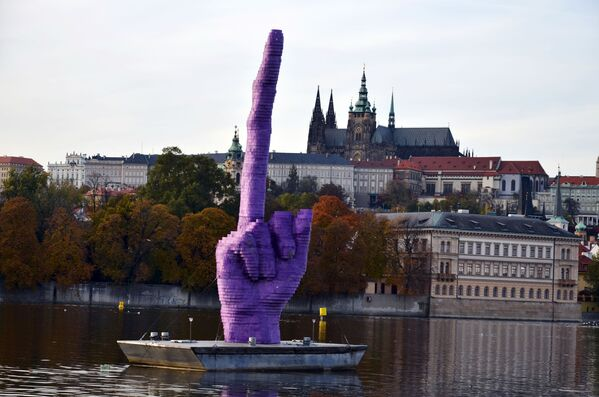 Nejen David Černý. 11 skandálních soch z celého světa, spory kolem nich neutichají. Pouze 18+ - Sputnik Česká republika