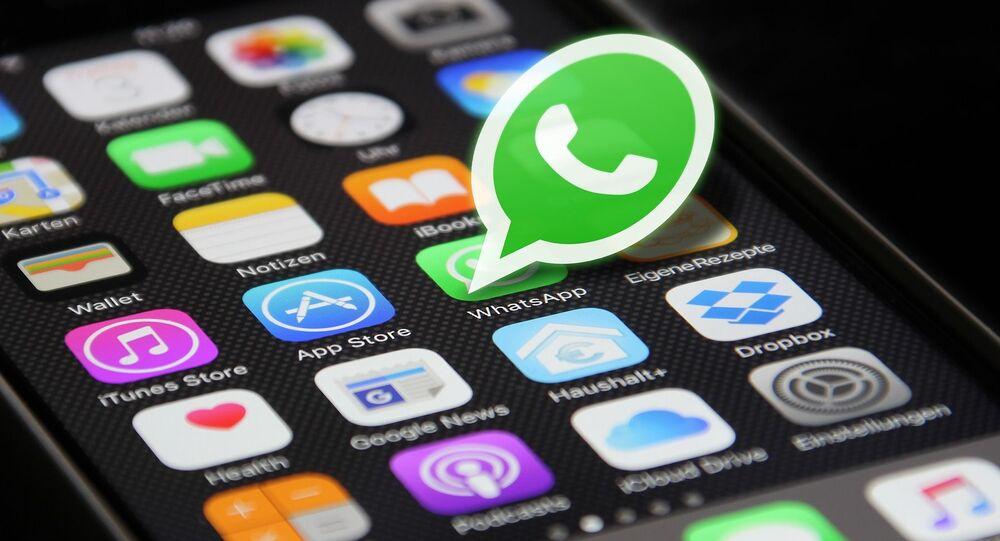 Ikona aplikace WhatsApp
