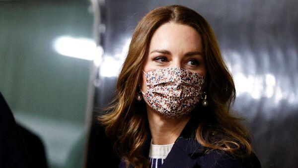 Kate Middletonová - Sputnik Česká republika