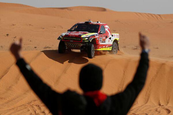 Rallye Dakar v Saúdské Arábii - Sputnik Česká republika