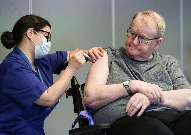 Očkování v Norsku