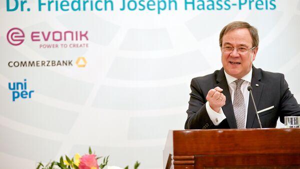 Předseda Křesťanskodemokratické unie (CDU) Armin Laschet - Sputnik Česká republika