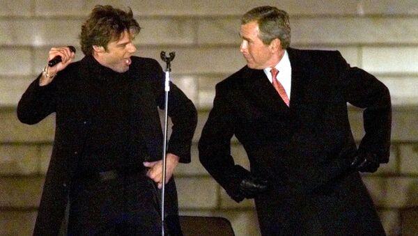 Nejpamátnější momenty inaugurací amerických prezidentů - Sputnik Česká republika
