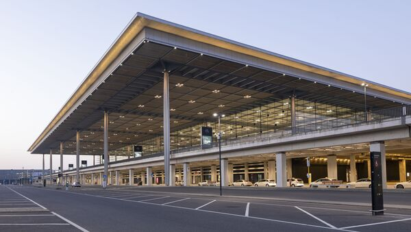 Letiště Berlín-Braniborsko - Sputnik Česká republika