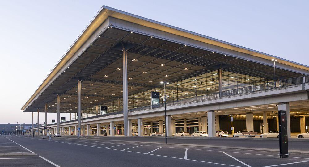 Letiště Berlín-Braniborsko