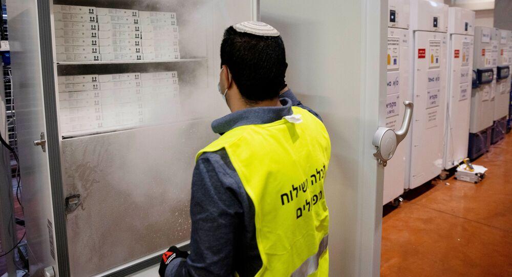 Vakcína Pfizer v Izraeli