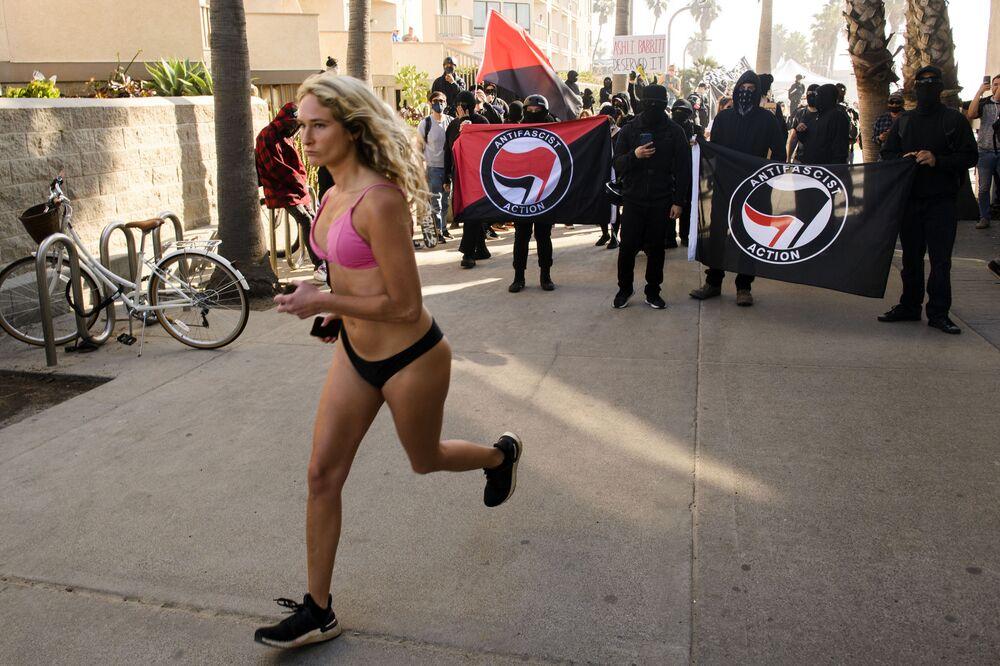 Protesty v USA