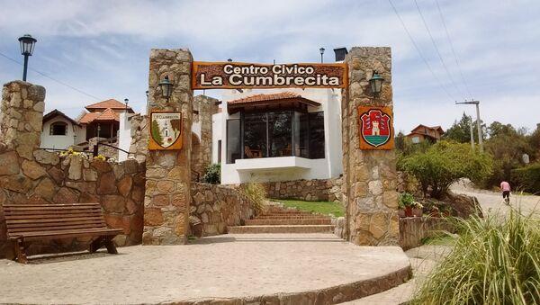 Město La Cumbrecita v Córdobě. Ilustrační foto - Sputnik Česká republika