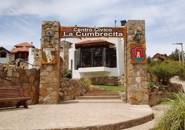 Město La Cumbrecita v Córdobě. Ilustrační foto