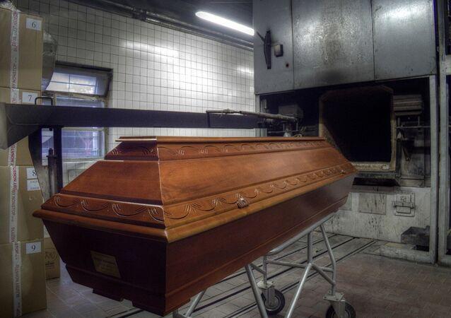 Kremační pec