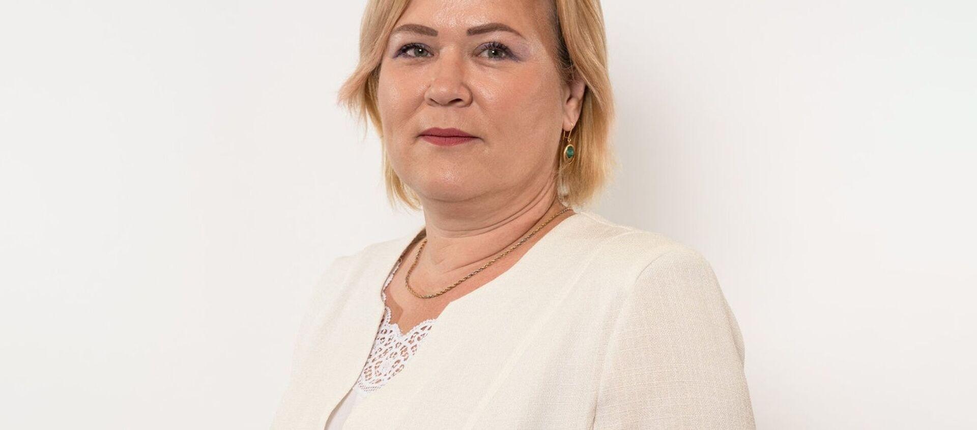 Poslankyně SPD Monika Jarošová - Sputnik Česká republika, 1920, 21.01.2021