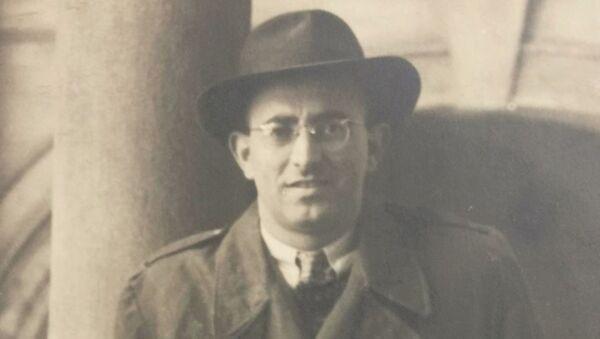 Válečný veterán Bernard Papánek v Brně, rok 1947 - Sputnik Česká republika
