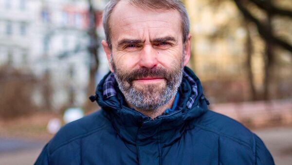 Bývalý šéf české protimafiánské policie Robert Šlachta - Sputnik Česká republika