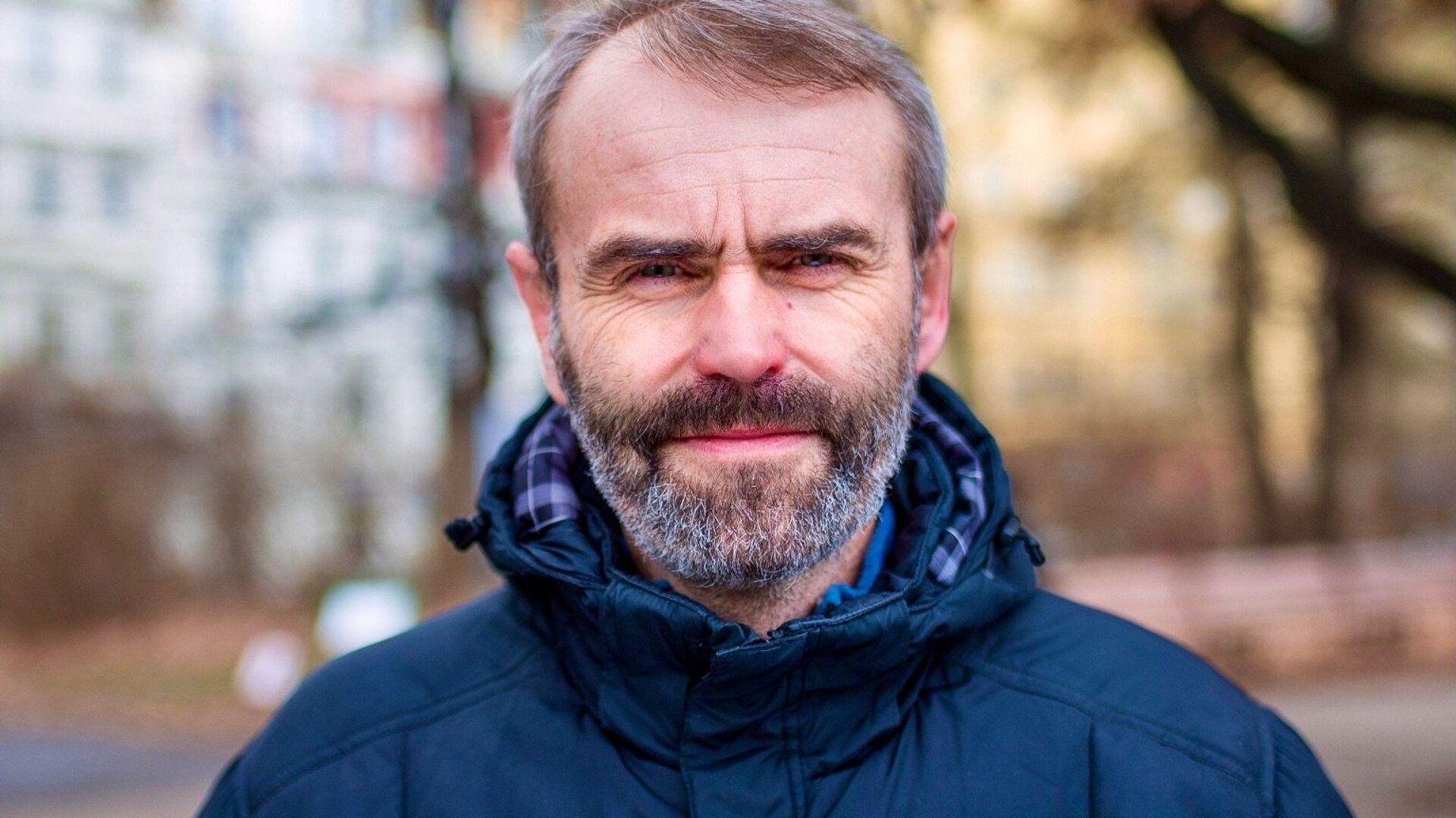 Bývalý šéf české protimafiánské policie Robert Šlachta - Sputnik Česká republika, 1920, 08.07.2021
