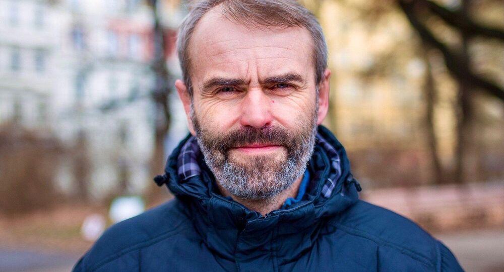Bývalý šéf české protimafiánské policie Robert Šlachta