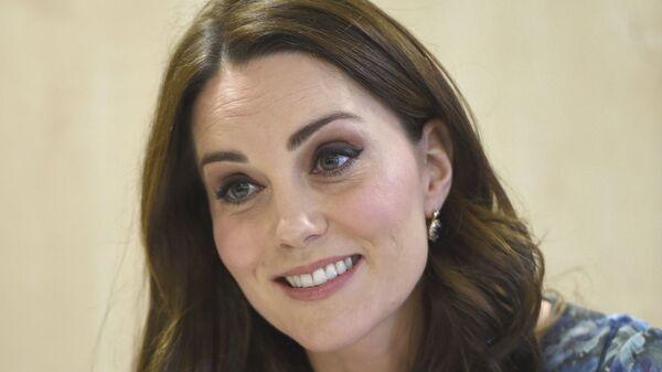 Kate Middleton - Sputnik Česká republika