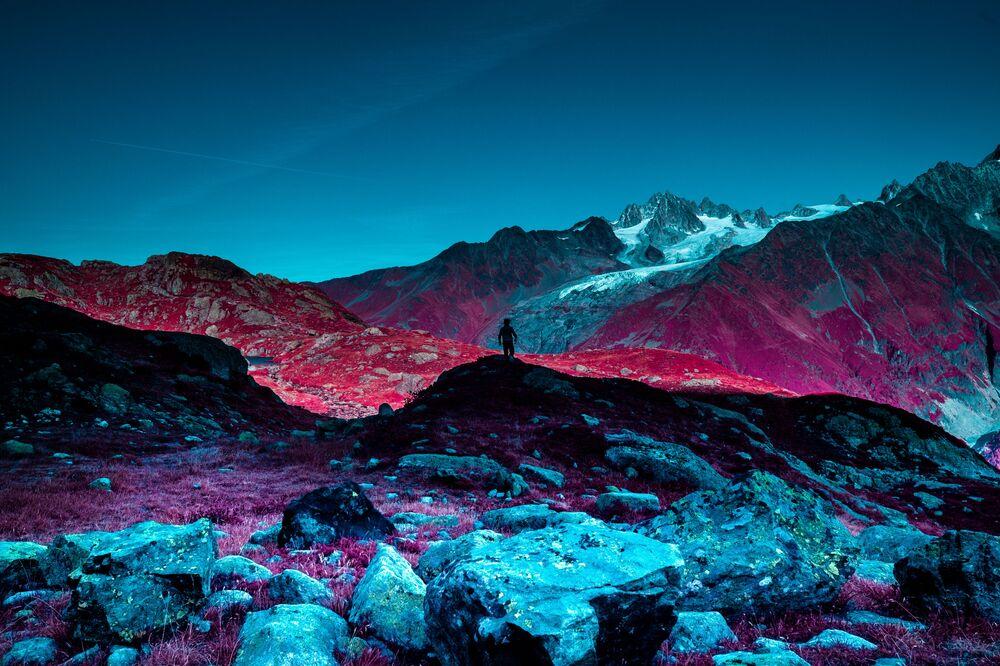 Svět v infračerveném spektru – tak, jak jste ho ještě neviděli