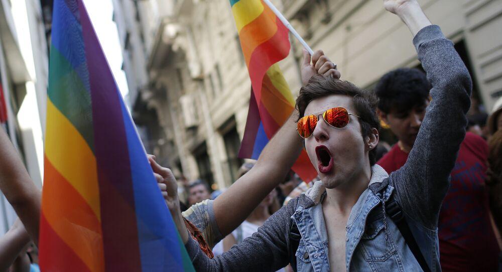Pride week. Ilustrační foto