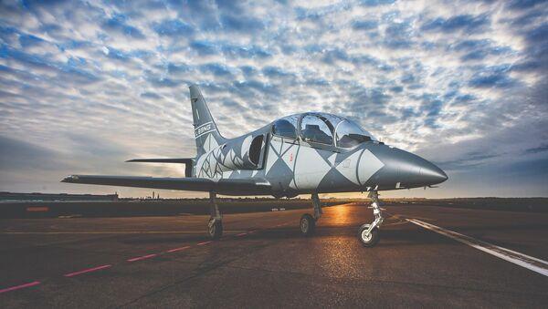 Česky výcvikový letoun L-39 NG - Sputnik Česká republika